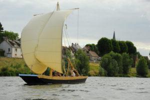 Navigation sur la Loire